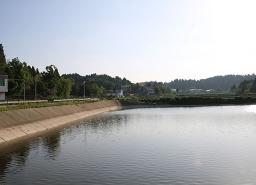 重庆联大鱼饲料万亩示范鱼塘